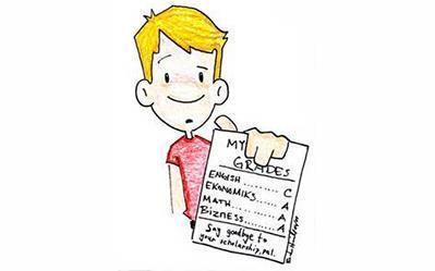 美國學生9年級開始的成績將記入檔案